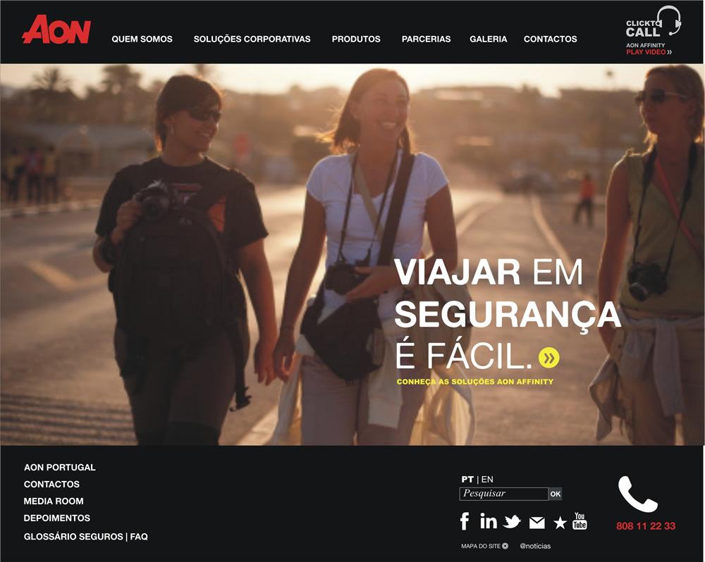 AON - PROPOSTA WEBSITE