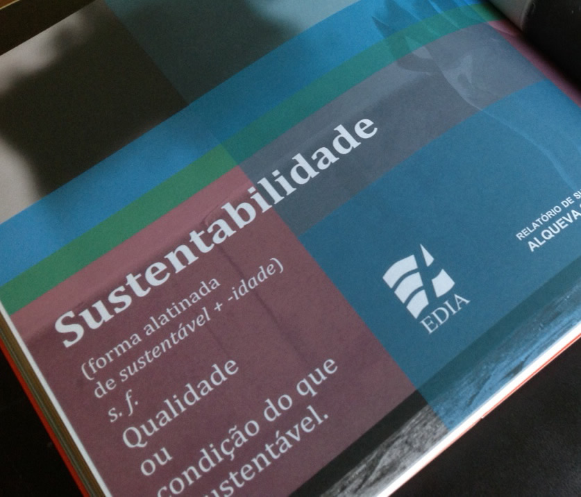 EDIA - RELATÓRIOS DE SUSTENTABILIDADE